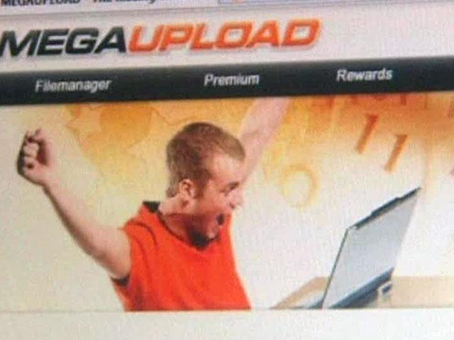 Закрыт популярный файлообменник Megaupload