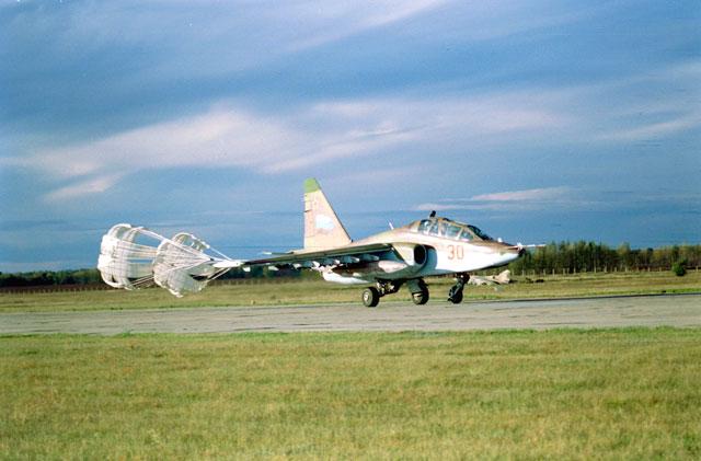 Туркменский штурмовик экстренно приземлился в Воронеже