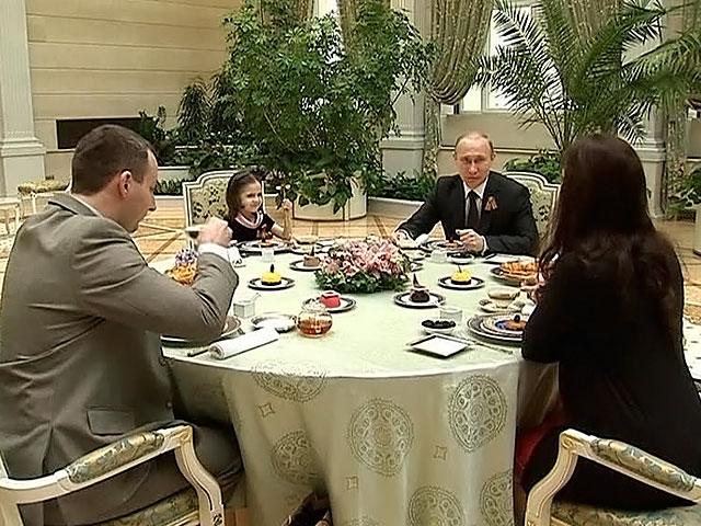 В гостях у Путина: эксклюзивное видео НТВ // НТВ.Ru