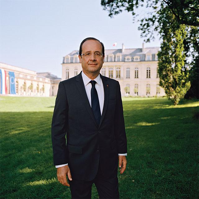 Олланд самый непопулярный президент Франции с 1981 года