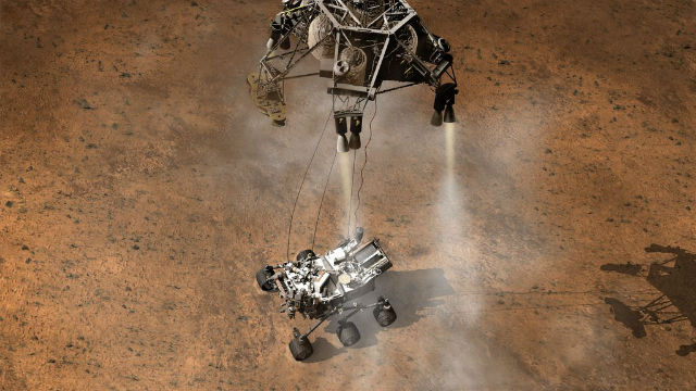 Mars Rover Wallpaper  WallpaperSafari