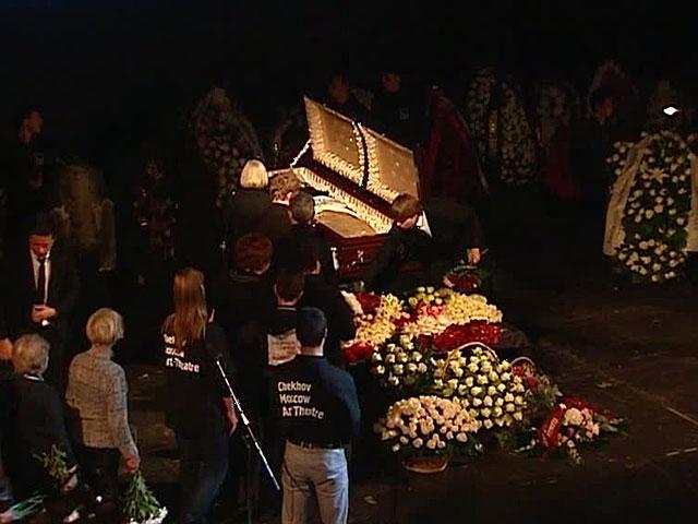 марина голуб фото похороны