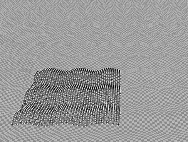 Плоский робот сможет преодолеть любой ландшафт, адаптируясь к нему на ходу, в режиме реального времени (иллюстрация Takeshi Kano, Tohoku University).