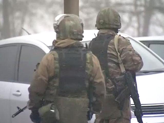 В ходе спецоперации в Дагестане погиб боец спецназа