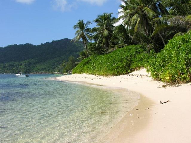 Остров Маэ (Сейшельские острова) принадлежит Маскаренскому плато