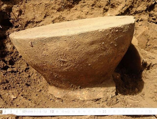 Среди найденных артефактов, оставшихся от местной культуры, преобладают изделия из керамики (фото Fundacion El Cano).