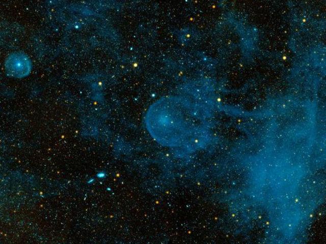 Межзвёздные перелёты — задача непростая и крайне затратная, но вполне осуществимая уже в течение века или двух (фото NASA/JPL-Caltech).
