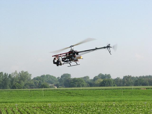 Аппарат Maxi Joker 3 выполняет функцию воздушной разведки (фото ASETA/Aalborg Universitet).