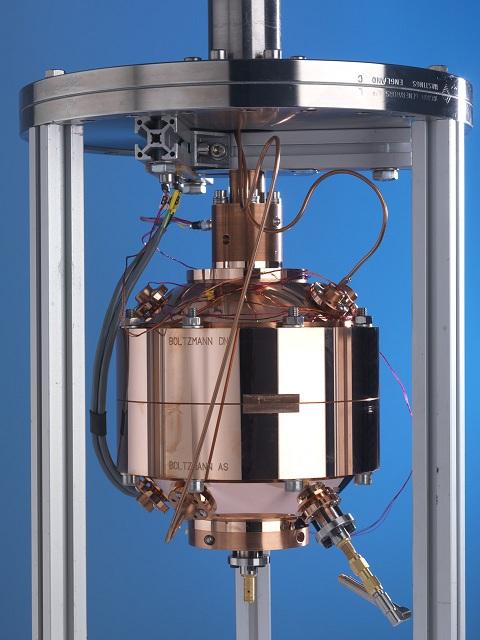 Измерения, проведённые с помощью этого резонатора, не являются единственными, однако они — наиболее точные