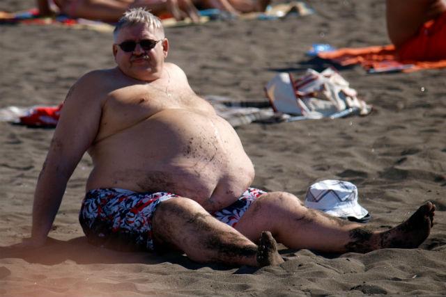 Ожирение — вина генов и гормонов, но далеко не всегда (фото Tibor Vegh/Wikimedia Commons).