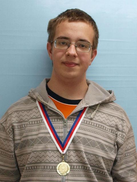 Сабо Аттила – венгерский школьник, победитель Международной олимпиады по физике (фото с сайта hir.ma).