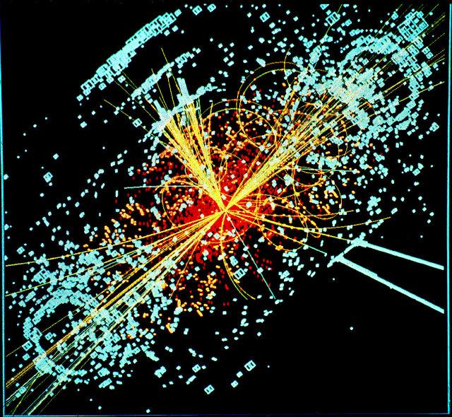 Появление бозона Хиггса также опровергает теорию суперсимметрии (иллюстрация Lucas Taylor/Wikimedia Commons).