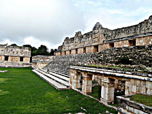 По мнению многих исследователей, падение цивилизации майя было обусловлено климатическими изменениями (фото Mesoamerican/Wikimedia commons).