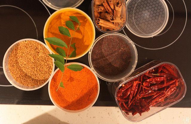 Специи и приправы — секрет не только современных шеф-поваров, но и наших далёких предков (фото Vinni/Flickr).