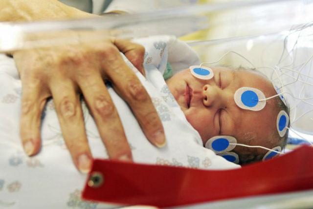 Ребёнок помнит многое из того, что вы произносили во время беременности (фото Veikko Somerpuro/The University of Helsinki).