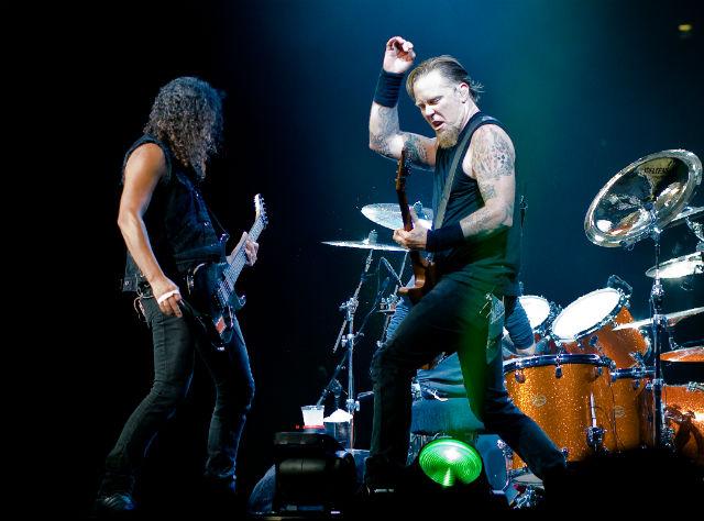 Некоторые животные, такие как обезьянки вида эдипов тамарин, проявляют повышенный интерес к творчеству хеви-метал группы Metallica (фото Kreepin Deth/Wikimedia Commons).