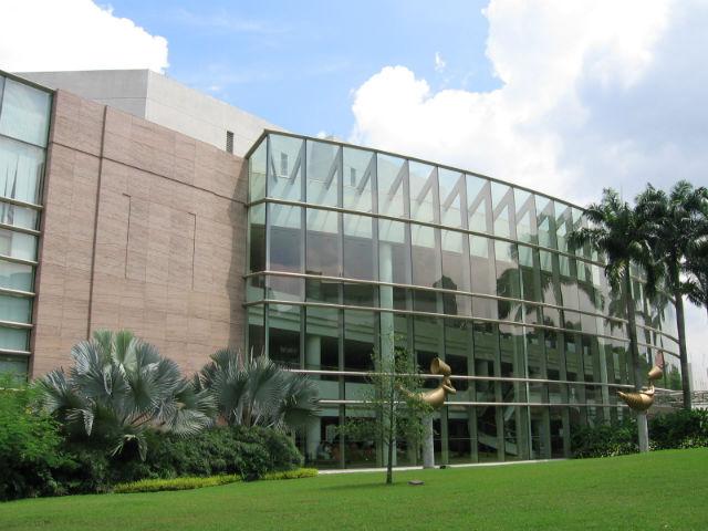 Разработчики новой искусственной мышцы работают в Национальном университете Сингапура (фото Wikimedia Commons).