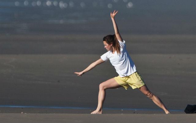 Ежедневные упражнения и здоровая диета удлиняют теломеры и продлевают молодость клеток и всего организма в целом (фото Mike Baird/Flickr).