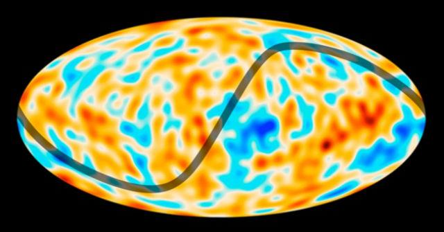 Инфляционная модель Вселенной подразумевает наличие гипотетического периода, имевшего место сразу после Большого взрыва, в ходе которого Вселенная расширилась на много порядков всего за долю секунды (иллюстрация NASA, Wikimedia Commons).