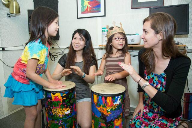 Доктор Нина Краус исследует взаимосвязь чувства ритма и языковых навыков (фото Nina Kraus).