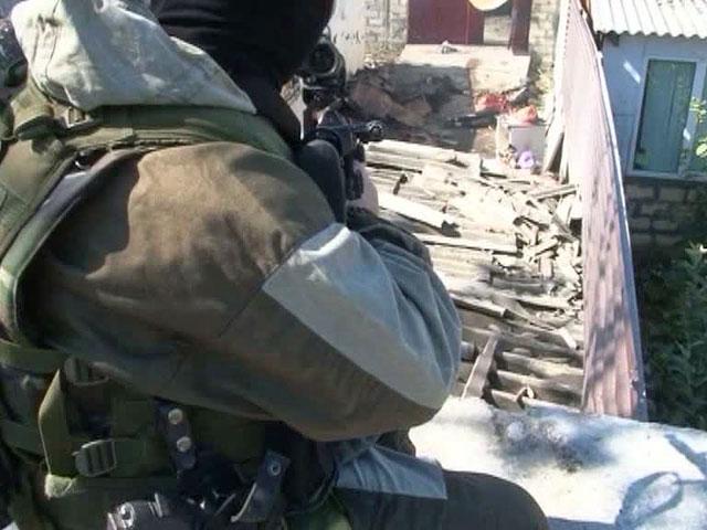 В Дагестане убили четырех боевиков и жену одного из них