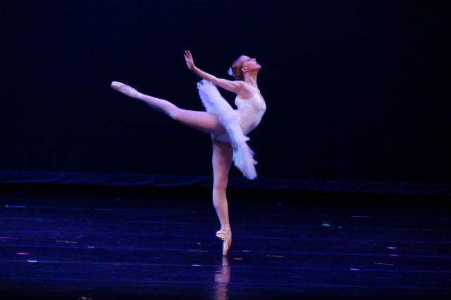 Балерины могут танцевать часами без чувства головокружения (фото David R. Tribble/Wikimedia Commons).