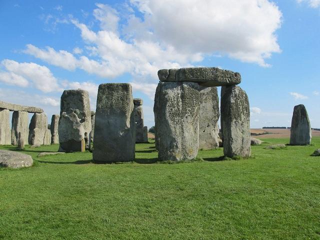 Исследование окрестностей памятника выявило незамерзающие источники, а также останки животных, которые использовались в пищу (фото Teacher13/Wikimedia Commons).