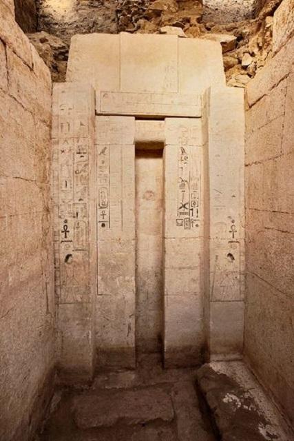 Гробница оставалась нетронутой на протяжении 4,4 тысяч лет (фото Miroslav Bárta/Czech Institute of Egyptology).