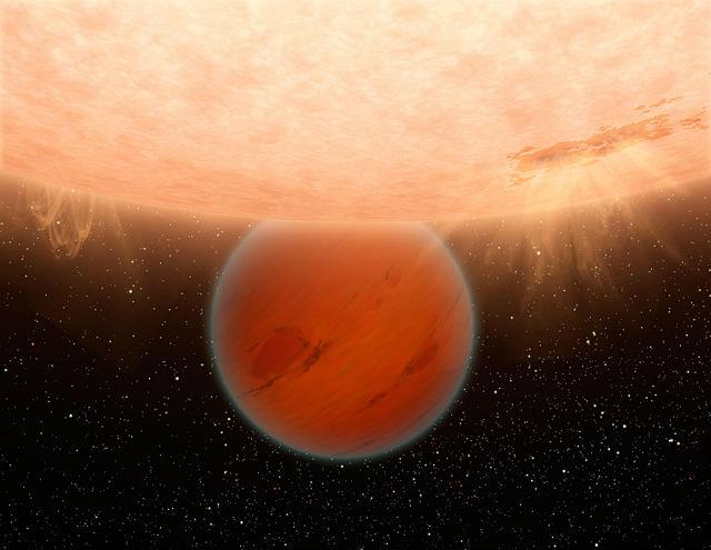 Планета Кеплер 78b обладает почти земной массой и размерами, но из-за очень короткого орбитального периода и высокой температуры на поверхности не способна поддерживать жизнь (иллюстрация NASA/JPL-CALTECH).