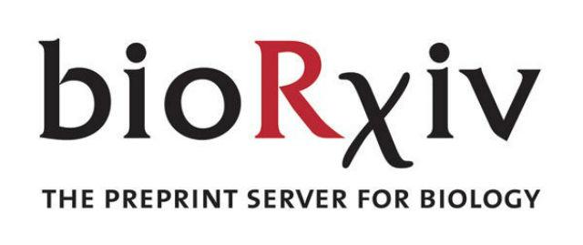 Логотип нового сайта препринтов для биологов (иллюстрация BioRxiv).