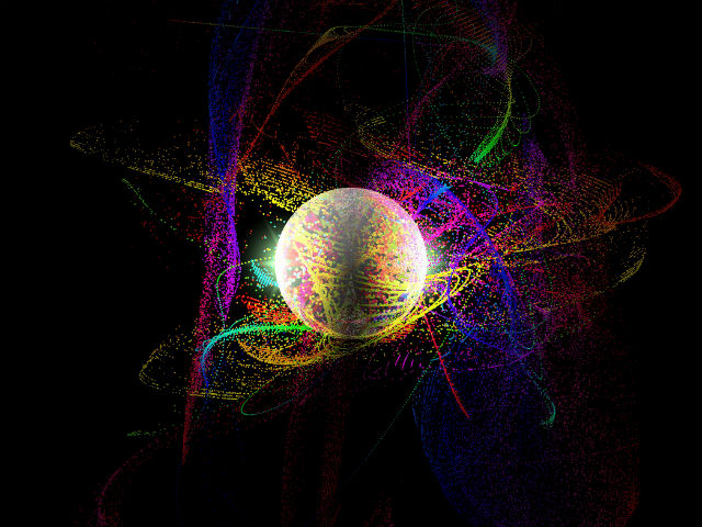 Хрупкое квантовое состояние суперпозиции при температуре в 25 градусов по Цельсию удерживали рекордные 39 минут (иллюстрация Stef Simmons, CC BY).