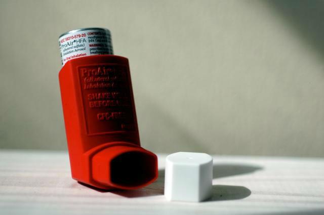 Астма — едва ли не самое распространённое хроническое заболевание, которое неизлечимо полностью (фото NIAID/Flickr).