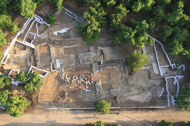 Винный погреб располагался в дворцовом комплексе (Skyview Photography, Ltd).