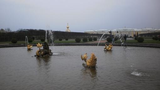 Автор: фонтан Нептуна