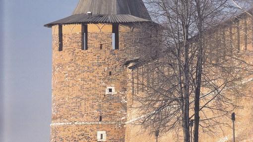 Автор: Тайницкая башня Фото А.А. Беляева из книги