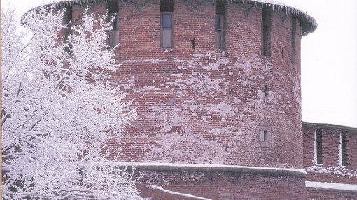 Автор: Кладовая башня. Фото Б.Г. Жижилкина из книги