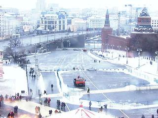 Снег в Москве исчезнет через несколько дней