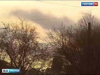 """На Москву надвигается """"оранжевый"""" снегопад"""