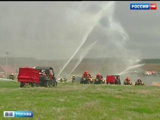 В Новой Москве прошли масштабные учения МЧС