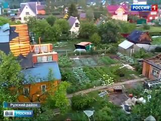 Ночной ураган: Рузский район принял на себя основной удар