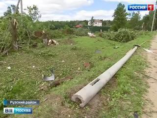 """Ураган """"погулял"""" в Колюбакине на 150 миллионов"""