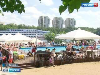 Химкинский городской бассейн оказался в частных руках