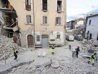 Итальянское землетрясение: чудесное спасение рядом с трагической гибелью