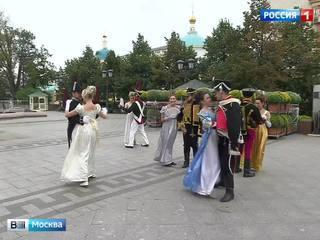 Москва в День города превратится в огромную киностудию