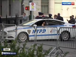 Дипломаты РФ требуют от США обеспечить доступ к задержанным россиянам