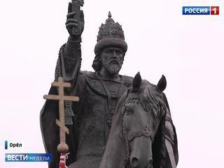 Орловского Ивана Грозного создавали четыре года