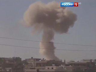 Минобороны: российский беспилотник не зафиксировал следов бомбежек в Идлибе