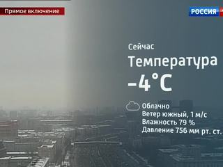 Столичный регион ненадолго накроет волна тепла