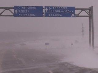 Стихия продолжает атаки на Ставрополье