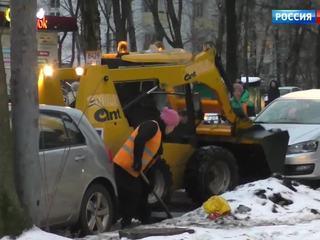 """Москву ждут очередные """"температурные качели"""""""